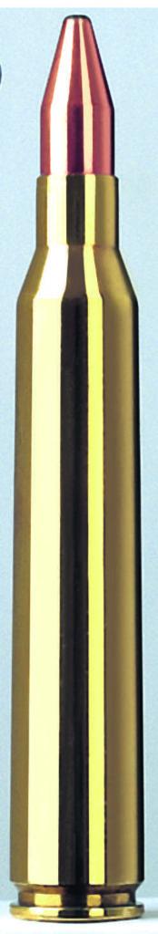 Hochwildtaugliche Kaliber Patrone 6,5mm Jagdmunition Munition RWS 6,5x65 und RWS 6,5x65 R