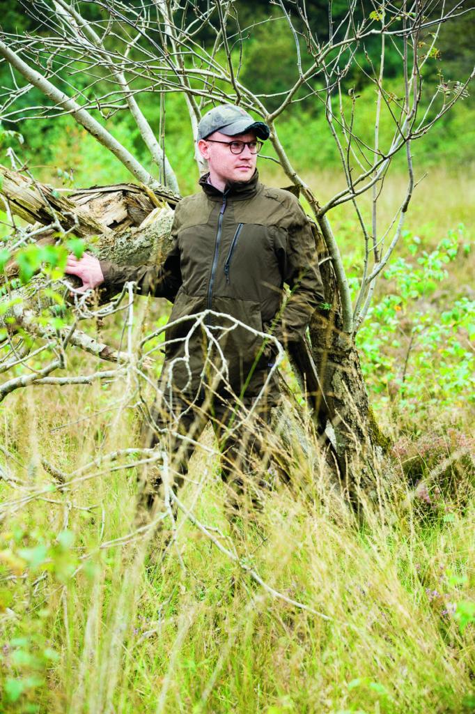 Moderne Jagdbekleidung im Test JÄGER Jägermagazin jagen hunting hunter härkila seeland