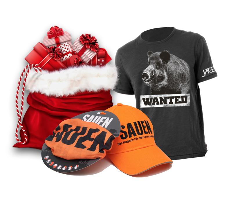 Weihnachtsmarkt - Geschenke für Jäger und Jagdscheinanwärter
