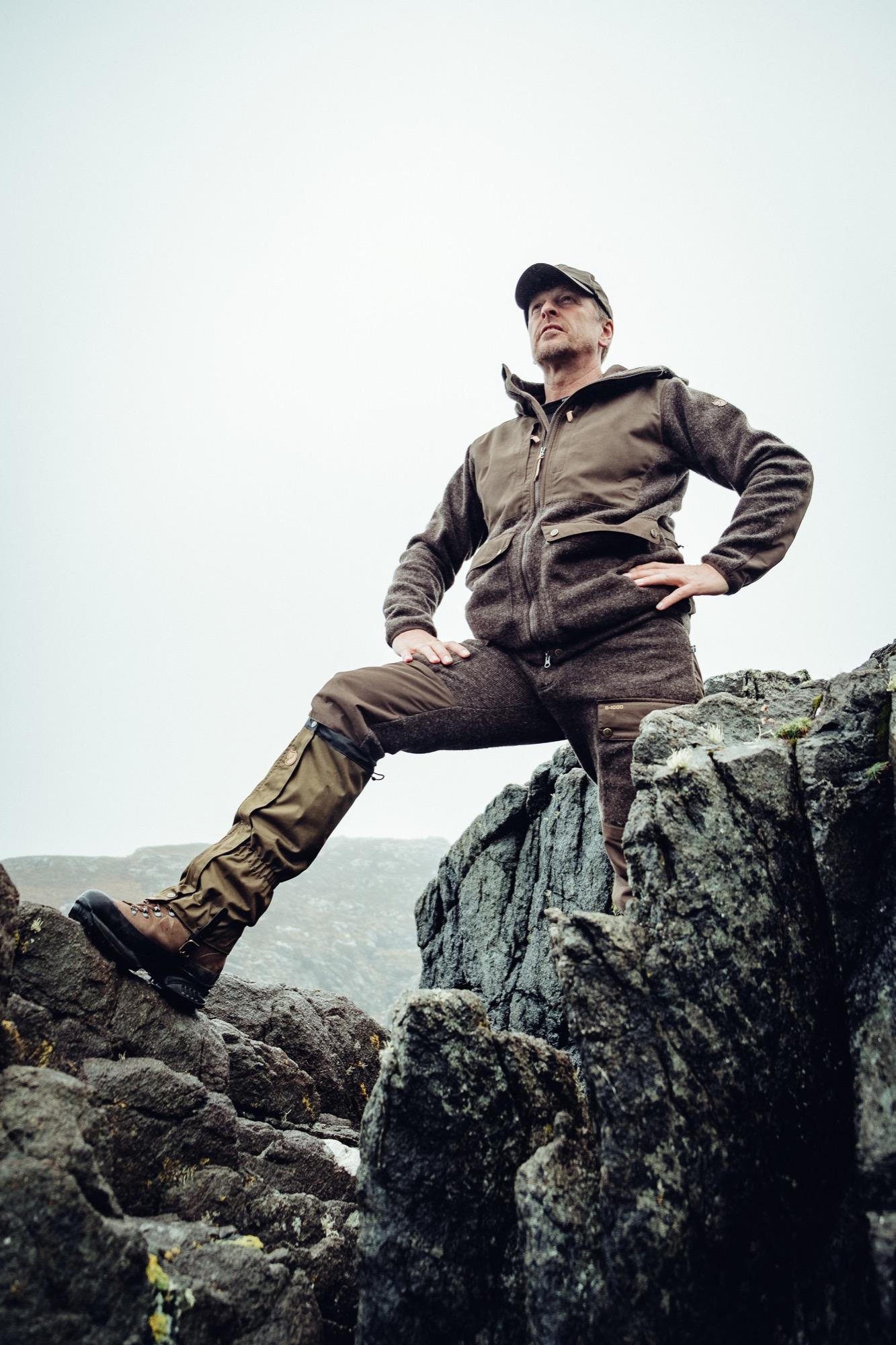 Hanwag Tatra Top GTX Ergebnisse der JÄGER Testreise 2017 jagen ins Schottland hunting highlands westhighlandhunting JÄGERMAGAZIN Swarovski