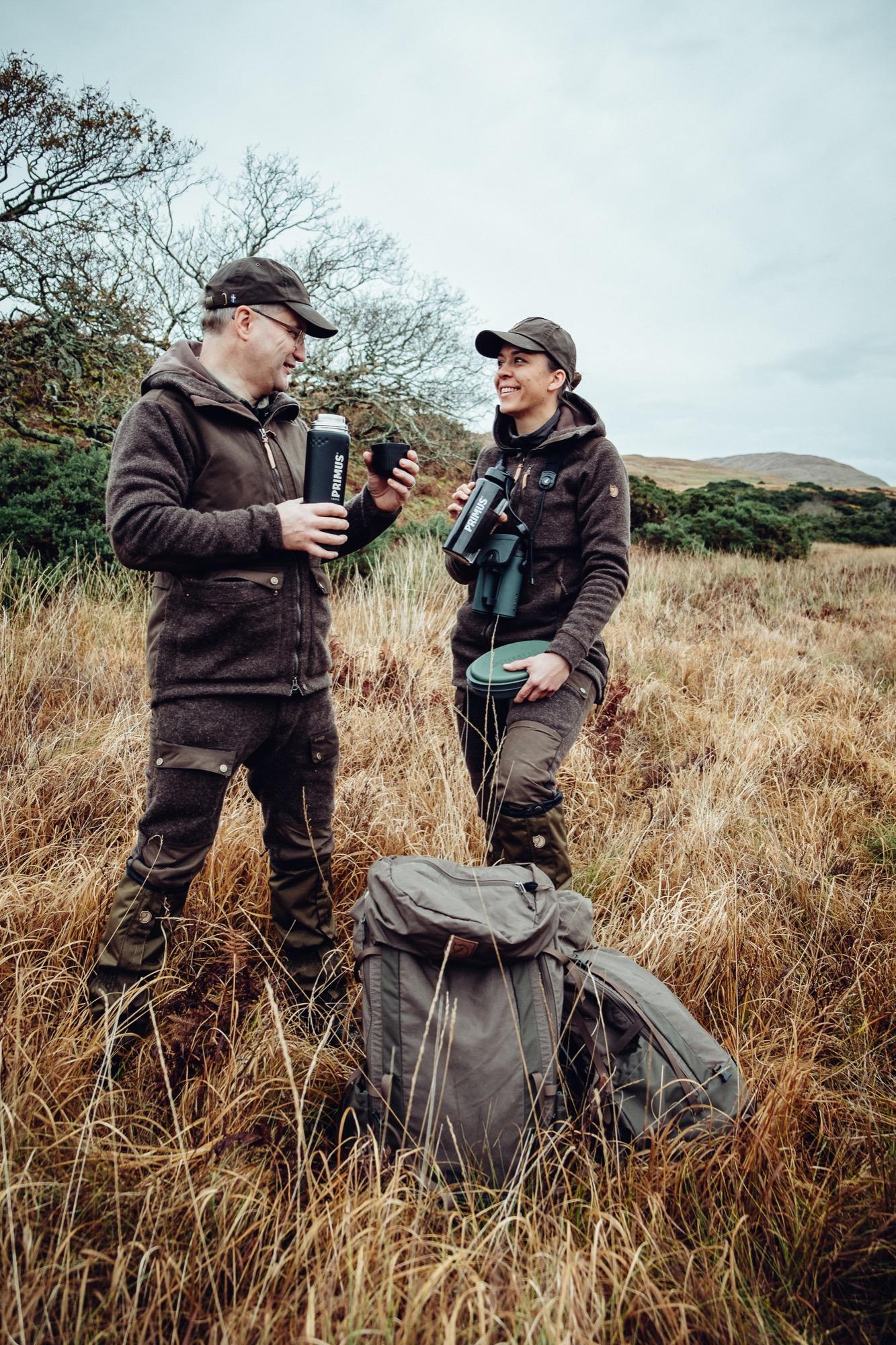 Ergebnisse der JÄGER Testreise 2017 jagen ins Schottland hunting highlands westhighlandhunting JÄGERMAGAZIN Swarovski