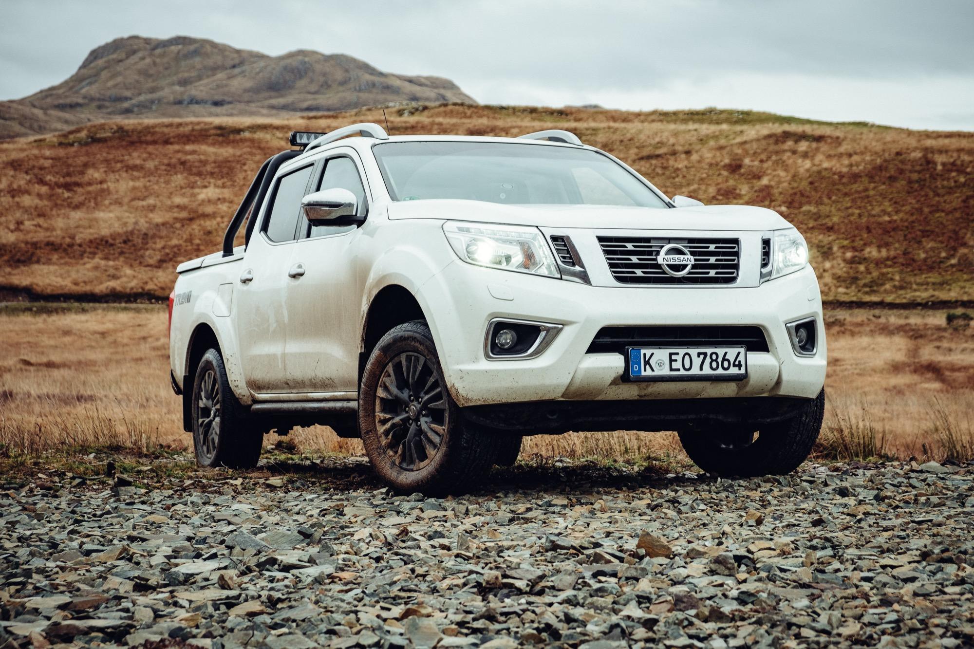 Nissan Navara Trek-1° Ergebnisse der JÄGER Testreise 2017 jagen ins Schottland hunting highlands westhighlandhunting JÄGERMAGAZIN Swarovski