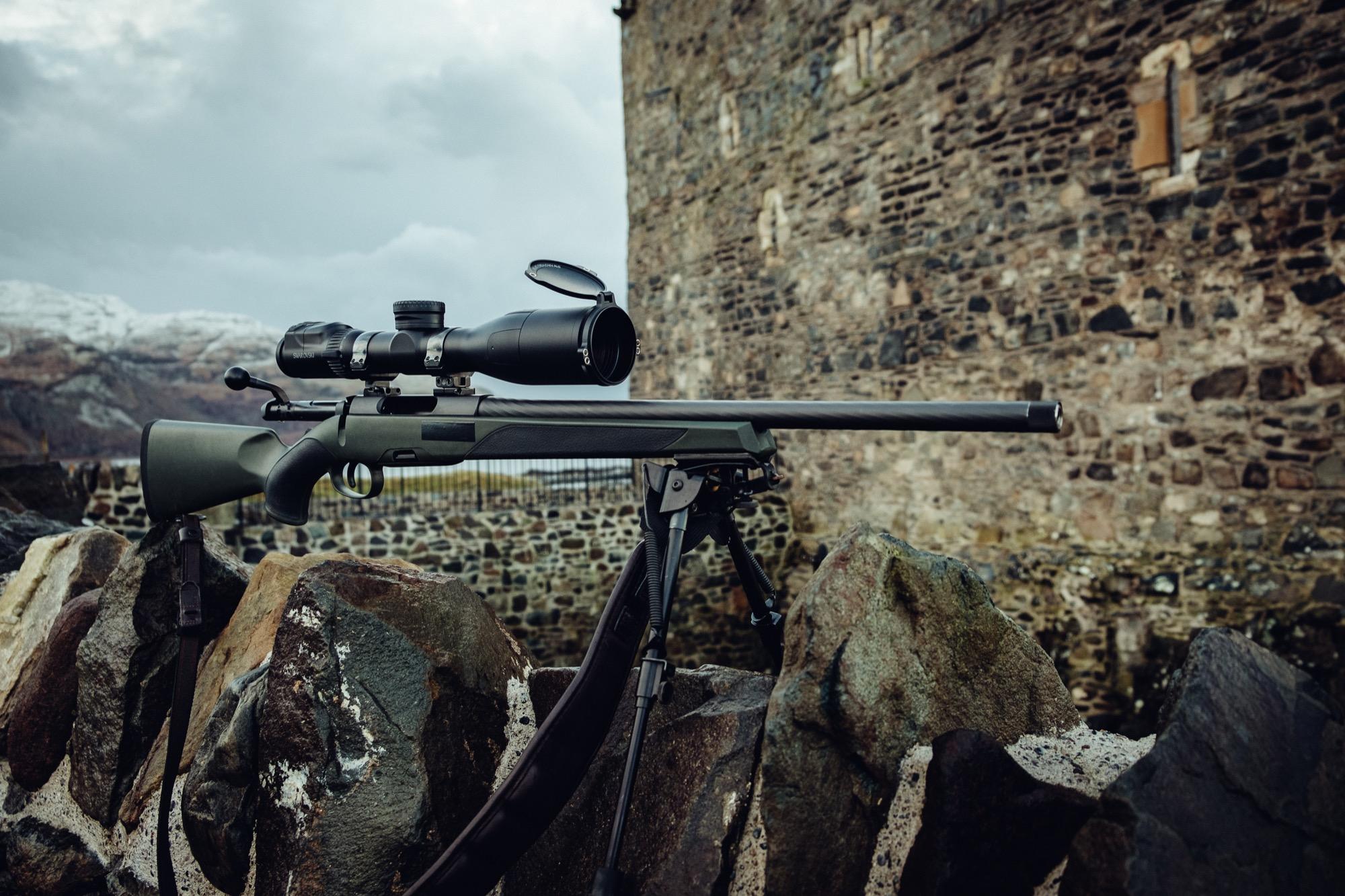 Swarovski dS Zielfernrohr Ergebnisse der JÄGER Testreise 2017 jagen ins Schottland hunting highlands westhighlandhunting JÄGERMAGAZIN Swarovski