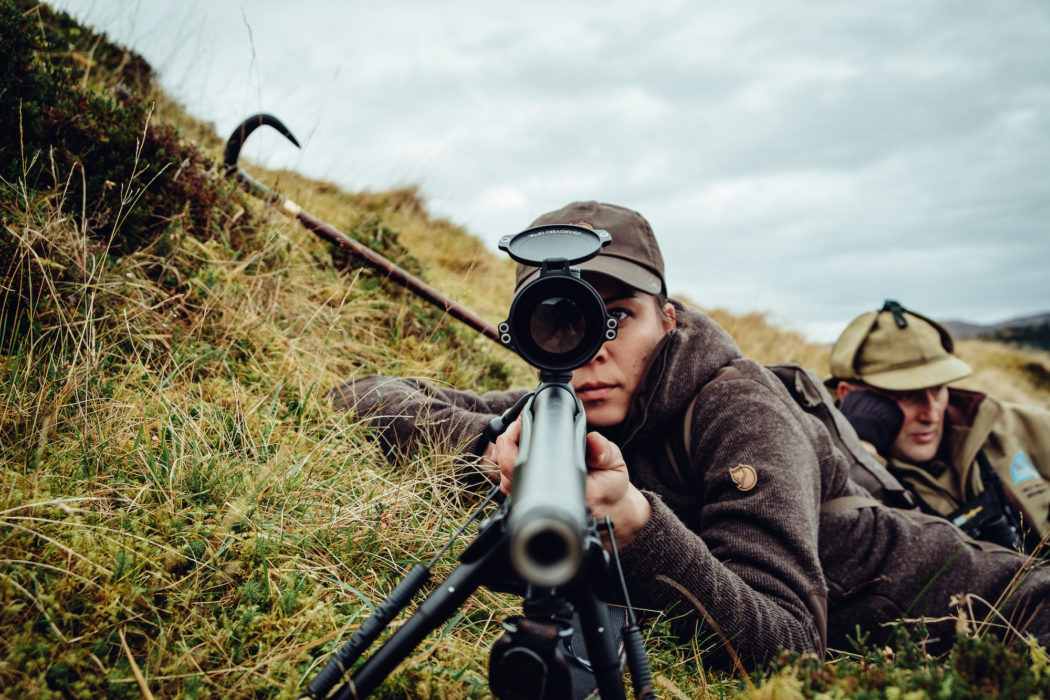 Zielfernrohr Entfernungsmesser Jagd : Zielfernrohre von ritter optik jagd sportschützen