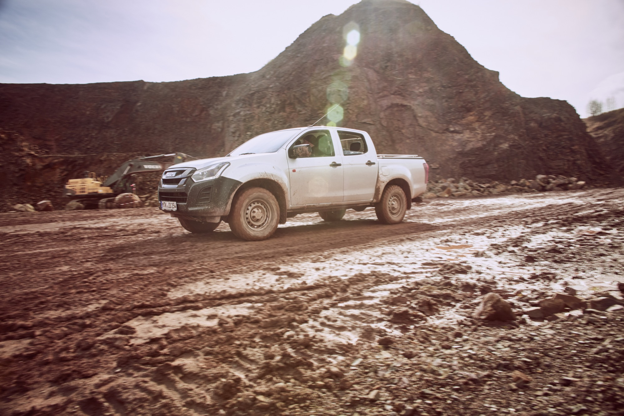 Isuzu Off-Road-Days 2018