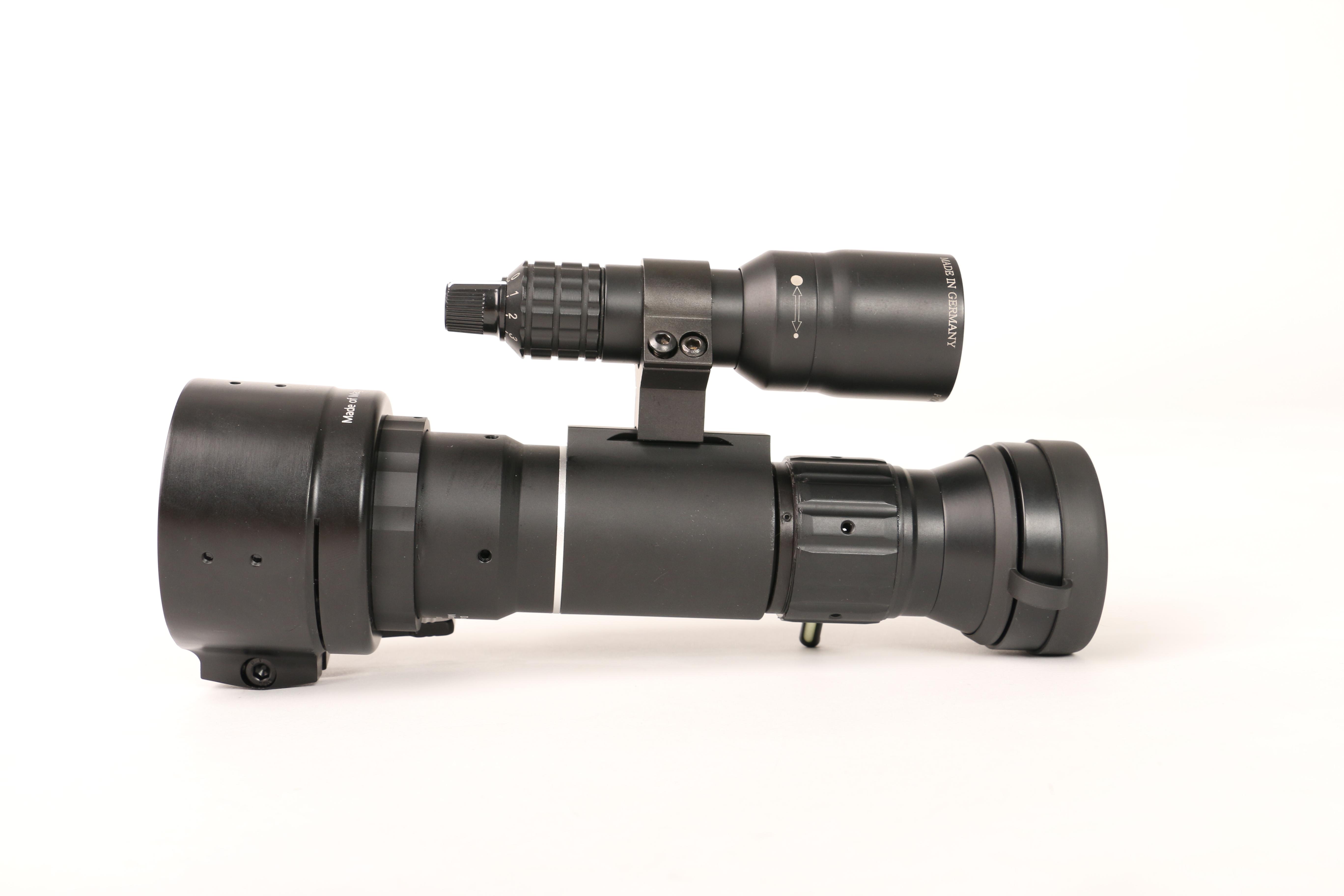 Monokulares nachtsichtgerät von hubertia jagd nyx ultimate hunting