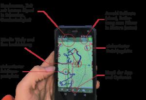 Wie arbeiten Hunde im Treiben? Wie Arbeiten die unterschiedlichen Hunderassen? Hunde GPS Tracker liefern eine faktenbasierte Antwort!